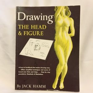 Drawing The Head & Figure soft cover Handbook